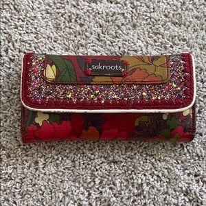 Sakroots wallet